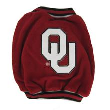 Oklahoma Sooners Fleece Dog Jacket