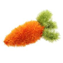 OoMaLoo Handmade Carrot Dog Toy