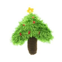 OoMaLoo Handmade Holiday Christmas Tree Dog Toy