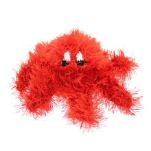 OoMaLoo Handmade Octopus Dog Toy - Red