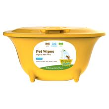 Organic Oscar Aloe Vera Pet Wipes