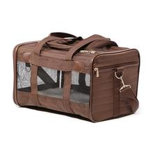 Original Deluxe Sherpa Dog Carrier - Brown