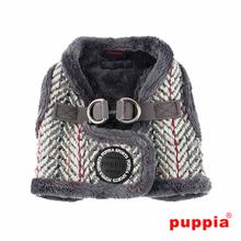 Oz Dog Harness Vest by Puppia - Gray