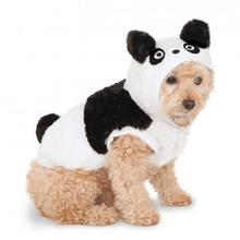 Panda Dog Hoodie Costume