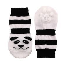 Panda PAWKS Dog Socks