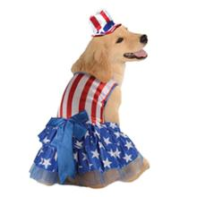 Patriotic Pooch Dog Dress by Rubie's Costumes