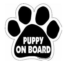 Paw Magnet - Puppy on Board