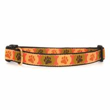 Pawprint Dog Collar by Up Country