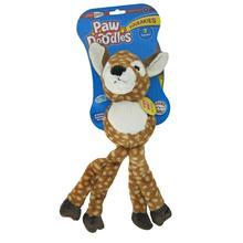 Pawdoodles Squeakies Dog Toy - Deer