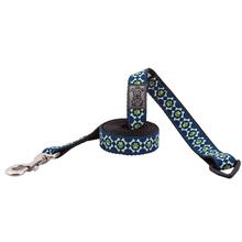 Pawprint Dog Leash by RC Pet - Blue