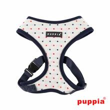 Pax Adjustable Dog Harness by Puppia - Navy