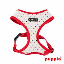 Pax Adjustable Dog Harness by Puppia - Red