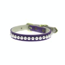 Pearl Wonder Dog Collar - Purple