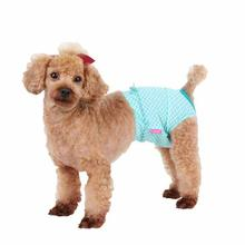 Peeps Dog Sanitary Panty by Pinkaholic - Mint