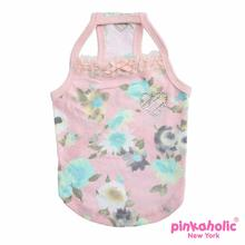 Periwinkle Dog Tank by Pinkaholic - Pink