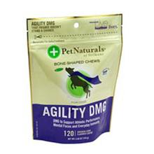 Pet Naturals Agility DMG Bone Shaped Chew