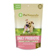 Pet Naturals Daily Probiotic for Dogs