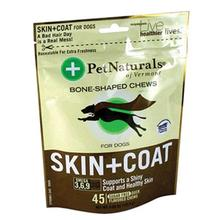 Pet Naturals Dog Skin and Coat Soft Chews