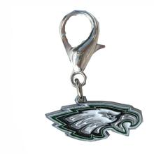 Philadelphia Eagles Logo Dog Collar Charm