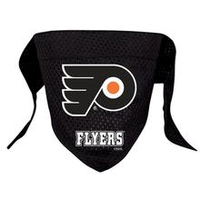Philadelphia Flyers Mesh Dog Bandana - Black