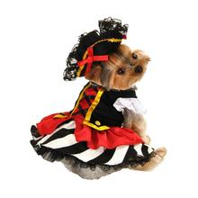 Pirate Girl Halloween Dog Costume