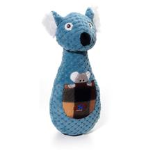 Plaidmates Dog Toy - Koala