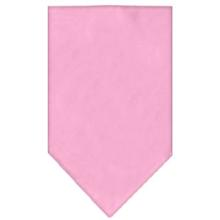 Plain Dog Bandana - Light Pink
