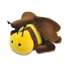 P.L.A.Y. Bugging Out Plush Dog Toy - Bee