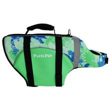 Playa Pup Dog Lifejacket - Emerald