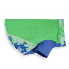 Playa Pup Dog Rash Guard - Emerald