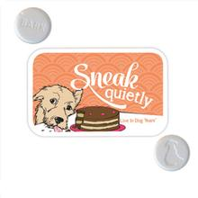 Poochie Bells Dog Breath Mints - Sneak Quietly Tin