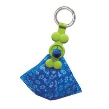 PoopRageous Dog Poop Bag Clip - Lime Green
