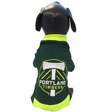Portland Timbers Athletic Mesh Dog Jersey