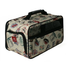 Postage Classic Pet Carrier by Bark n Bag