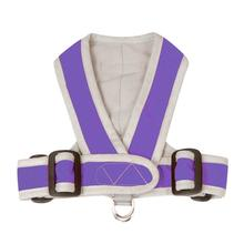 Precision-Fit Nylon Dog Harness - Purple