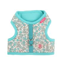 Primavera Pinka Dog Harness by Pinkaholic - Aqua
