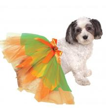 Pumpkin Dog Tutu