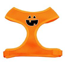 Pumpkin Halloween Dog Harness - Orange