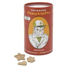 Pumpkin Pie Dog Treats by Polka Dog Bakery - Red Twist Me Can