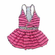 PuppyPAWer Party Nite Dress by Dogo - Pink