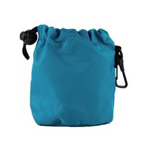 Push Pushi Dog Treat Bag - Teal