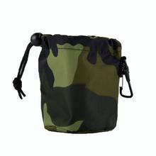 Push Pushi Dog Treat Bag - Woodland Camo