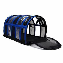 Push Pushi Puppy Shell Dog Carrier - Royal Blue