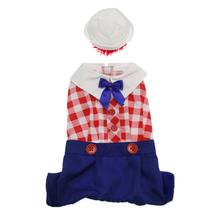 Ragdoll Halloween Dog Costume - Boy