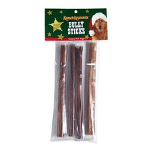 Ranch Rewards Holiday Bully Sticks Dog Treats
