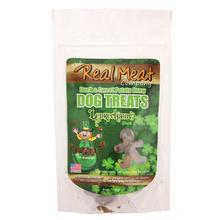 Real Meat Leprechaun Dog Treats - Duck and Sweet Potato