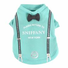 Return to Sniffany Dog T-Shirt by Dogs of Glamour