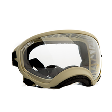 Rex Specs Dog Goggles - Coyote Tan