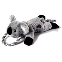 Ropez Gone Wild Dog Toy - Koala