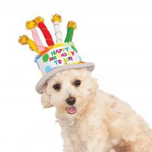 Rubie's Birthday Cake Dog Hat
